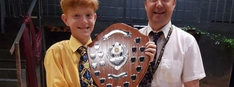 Youth Band's Rising Star Claims Five Trophies