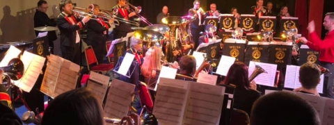 Senior Band Expand Seasonal Concert Programme
